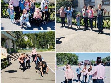 В округе отметили Международный День защиты детей