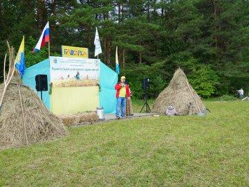 В округе состоялся турнир косарей