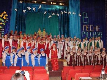 В Новоасбестовском центре культуры состоялся районный фестиваль хоров в режиме онлайн