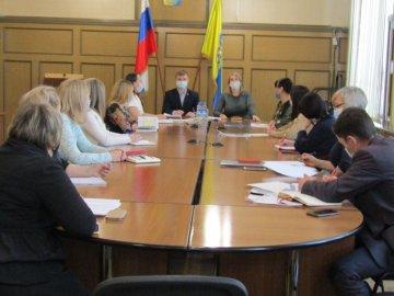 В администрации округа состоялось совещание с руководителями учреждений культуры и дополнительного образования