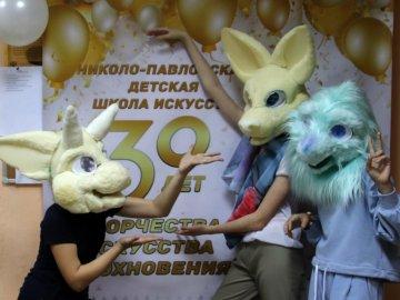 """""""Вечер искусств"""" в Николо-Павловской ДШИ"""