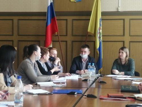 29 апреля в администрации Горноуральского городского округа состоялось совещание c руководителями подведомственных учреждений