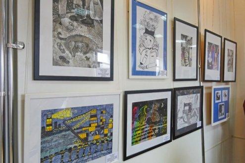 Конкурс изобразительного  и декоративно-прикладного искусства «Весенняя акварель» среди учащихся ДШИ