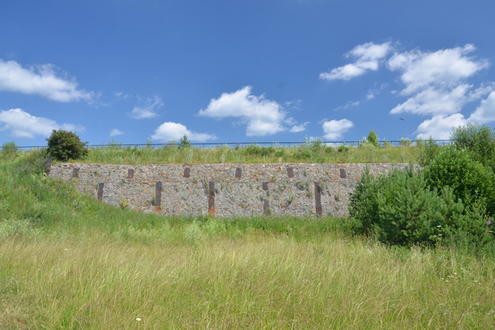 Демидовские заводские плотины
