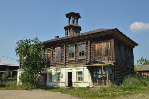 Здание Бродовской волости