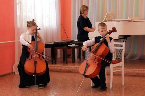 Конкурс среди учащихся детских школ искусств «Музыкальный апрель»