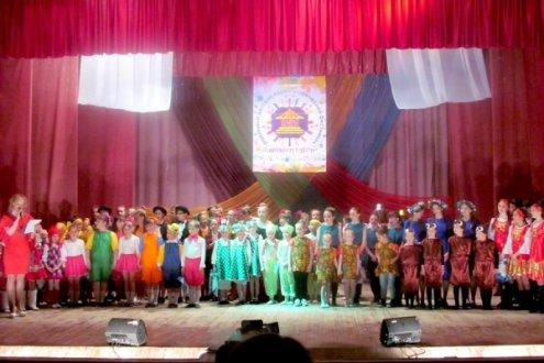 Районный детский фестиваль хореографического искусства «Танцевальная карусель»